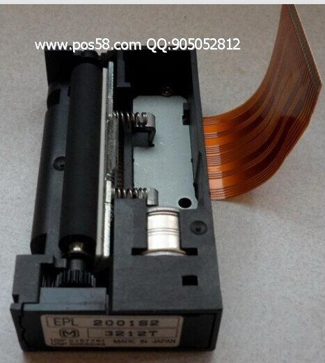 EPL2001S2 58mm print head old bc-3000 printer core