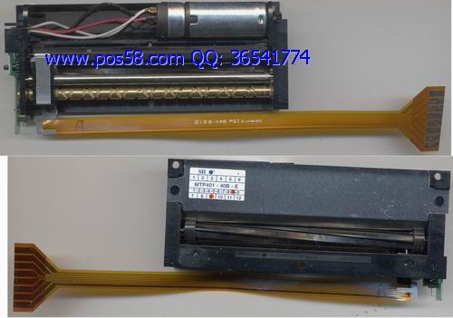 Printer head MTP-401-40B-E for SAMYUNG SNX-200/300 NAVTEX receiver and JRC NCR 333