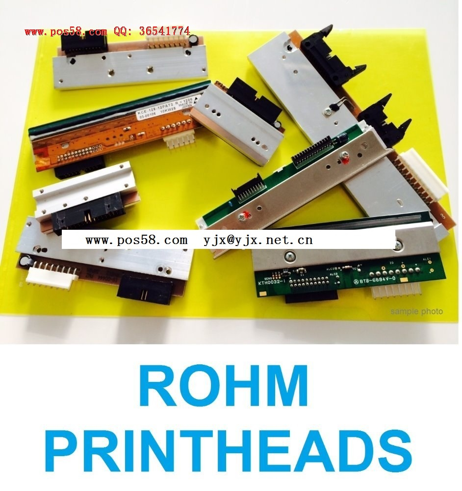 ROHM Printhead KF2004-GM50D