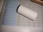 Thermal Paper Rolls TP 20225