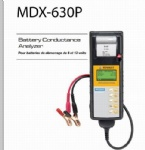 Midtronics MDX-630P Series Battery & Electrical System Analyzers