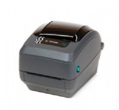 Zebra GX430T bar code printer 300 points stickers label printer electronic single printer
