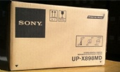Sony A6 size digital/video image printer UP-X898MD