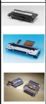 FIXED HEAD THERMAL MECHANISMS and INTERFACE CONTROL BOARDS - for Embedded Solutions